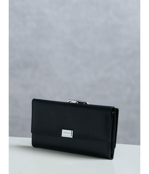 Button Up Continental Wallet