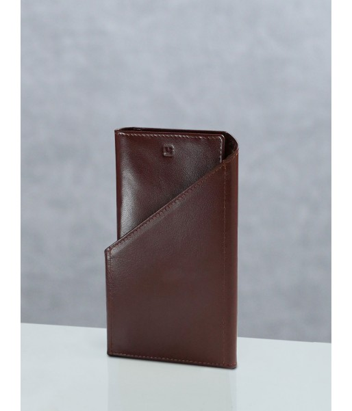 Continental Wallet with Mobile Pocket