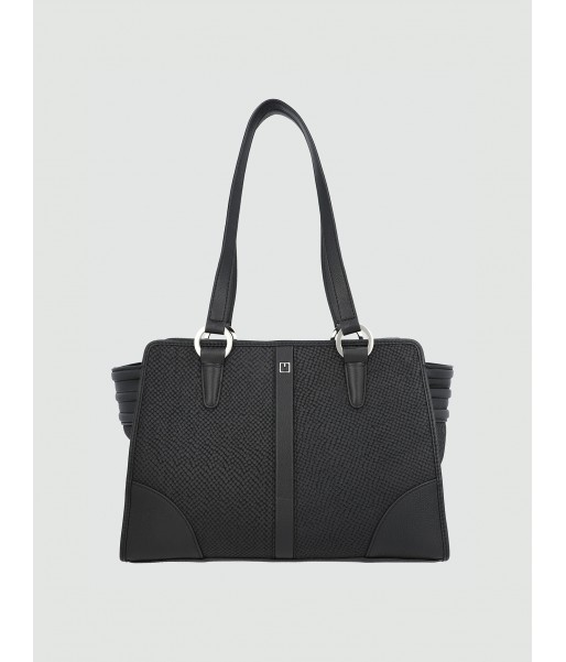 Derby Leather Tote Bag
